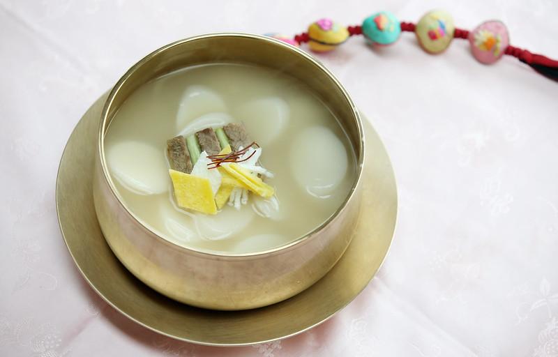 25 января корейцы отмечают Новый год по лунному календарю Соллаль. Снимок традиционного блюда на праздник