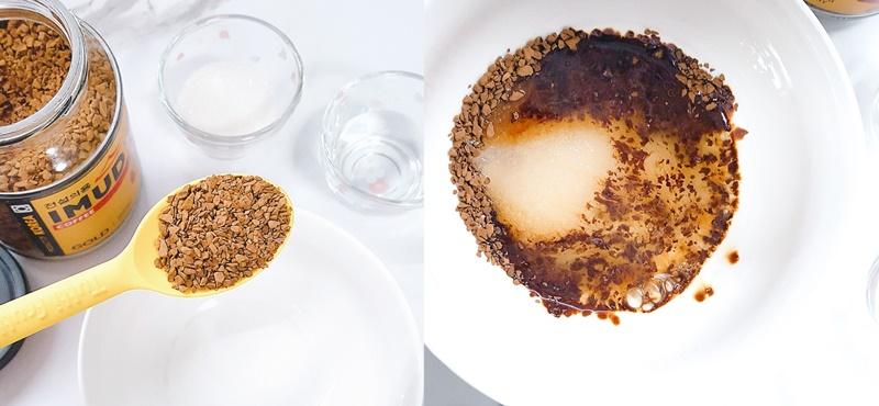 Снимок приготовления кофе Дальгона. / Фото: Фото: Злата Тоскина